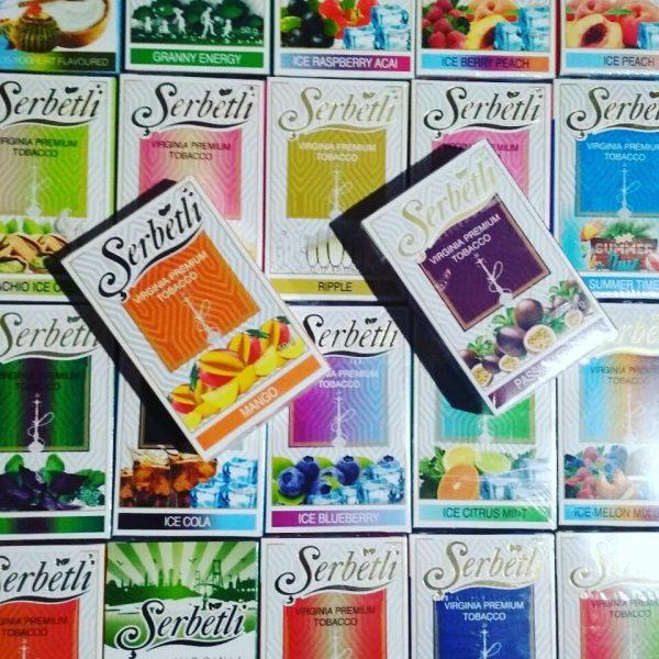 Табак для кальяна Щербетли - Serbetli в Тайланде.